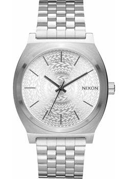Nixon Часы Nixon A045-2129. Коллекция Time Teller часы nixon genesis leather white saddle