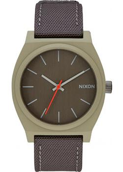 Nixon Часы Nixon A045-2220. Коллекция Time Teller часы nixon genesis leather white saddle