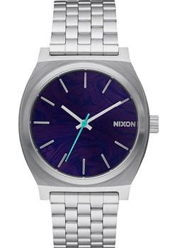 Nixon Часы Nixon A045-230. Коллекция Time Teller часы nixon genesis leather white saddle