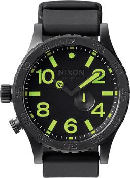 цена Nixon Часы Nixon A058-1256. Коллекция 51-30 Tide в интернет-магазинах