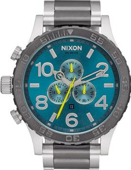 Nixon Часы Nixon A083-2304. Коллекция 51-30 Chrono цена и фото