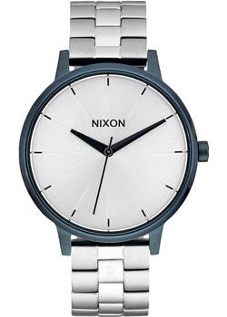 Nixon Часы Nixon A099-1849. Коллекция Kensington часы nixon genesis leather white saddle