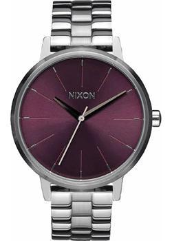 Nixon Часы Nixon A099-2157. Коллекция Kensington nixon часы nixon a099 2096 коллекция kensington
