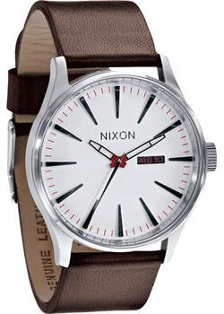 Nixon Часы Nixon A105-100. Коллекция Sentry кварцевые часы nixon sentry ss purple