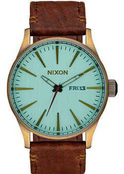 Nixon Часы Nixon A105-2223. Коллекция Sentry кварцевые часы nixon sentry ss purple