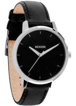Nixon Часы Nixon A108-000. Коллекция Kensington часы nixon genesis leather white saddle