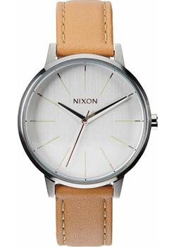 Nixon Часы Nixon A108-1603. Коллекция Kensington часы nixon time teller deluxe leather navy sunray brow