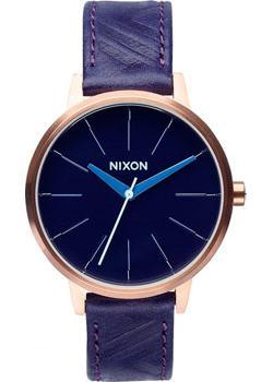 Фото Nixon Часы Nixon A108-1674. Коллекция Kensington часы nixon porter nylon gold white red