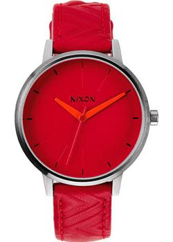 Nixon Часы Nixon A108-1744. Коллекция Kensington часы nixon genesis leather white saddle
