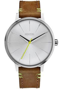 Nixon Часы Nixon A108-2290. Коллекция Kensington nixon часы nixon a108 2184 коллекция kensington