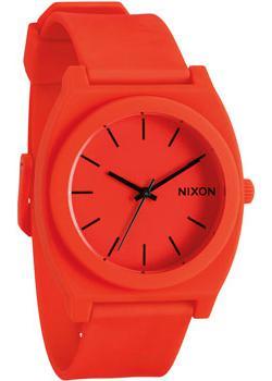 Nixon Часы Nixon A119-1156. Коллекция Time Teller часы nixon time teller deluxe leather navy sunray brow