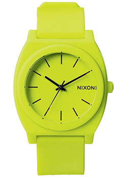 Nixon Часы Nixon A119-1262. Коллекция Time Teller часы nixon time teller deluxe leather navy sunray brow
