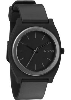 Nixon Часы Nixon A119-1308. Коллекция Time Teller лак для ногтей sally hansen color therapy™ 200 цвет 200 powder room variant hex name dcc1ba
