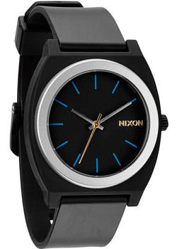 Nixon Часы Nixon A119-1529. Коллекция Time Teller часы nixon time teller deluxe leather navy sunray brow
