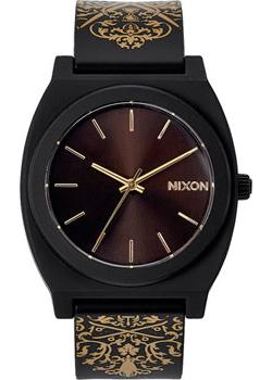 Nixon Часы Nixon A119-1881. Коллекция Time Teller часы nixon time teller deluxe leather navy sunray brow