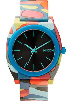Nixon Часы Nixon A119-1988. Коллекция Time Teller часы nixon time teller deluxe leather navy sunray brow