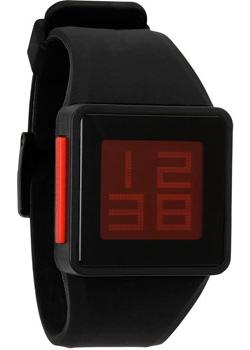 Nixon Часы Nixon A137-000. Коллекция Newton Digital часы nixon porter nylon gold white red