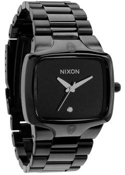 Nixon Часы Nixon A140-001. Коллекция Player часы nixon porter nylon gold white red
