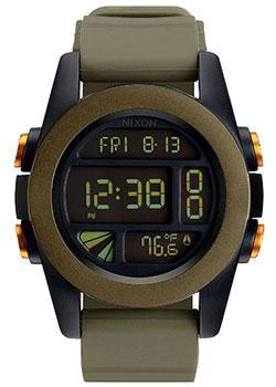 Nixon Часы Nixon A197-1265. Коллекция Unit часы nixon nixon ni001dwwjw90