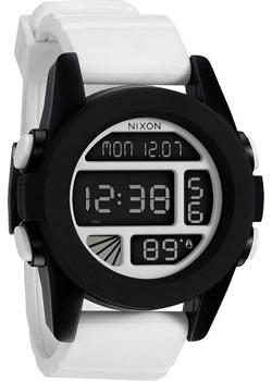Nixon Часы Nixon A197-127. Коллекция Unit часы nixon genesis leather white saddle