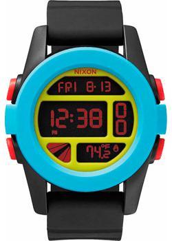 Nixon Часы Nixon A197-1935. Коллекция Unit nixon часы nixon a197 1630 коллекция unit