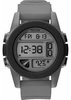 Фото Nixon Часы Nixon A197-195. Коллекция Unit часы nixon porter nylon gold white red