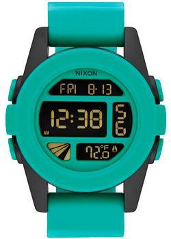 Nixon Часы Nixon A197-2234. Коллекция Unit часы nixon genesis leather white saddle