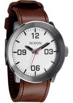 Nixon Часы Nixon A243-1113. Коллекция Corporal nixon часы nixon a277 1885 коллекция diplomat