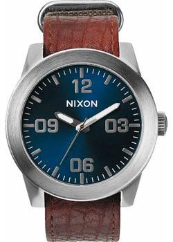 цена Nixon Часы Nixon A243-1656. Коллекция Corporal онлайн в 2017 году