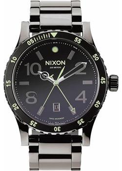 Nixon Часы Nixon A277-1885. Коллекция Diplomat nixon часы nixon a402 1527 коллекция mod