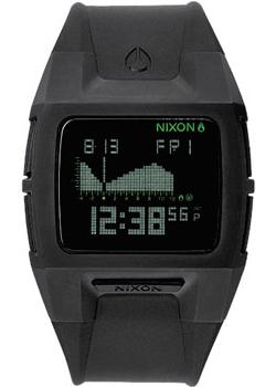 Фото Nixon Часы Nixon A289-000. Коллекция Lodown часы nixon porter nylon gold white red
