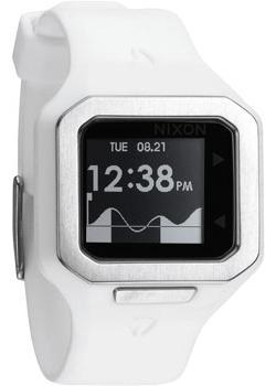 Nixon Часы Nixon A316-100. Коллекция Supertide часы nixon corporal ss matte black industrial green