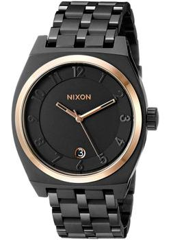 Nixon Часы Nixon A325-957. Коллекция Monopoly часы nixon porter nylon gold white red