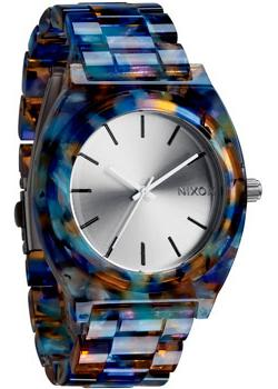 Nixon Часы Nixon A327-1116. Коллекция Time Teller часы nixon time teller deluxe leather navy sunray brow