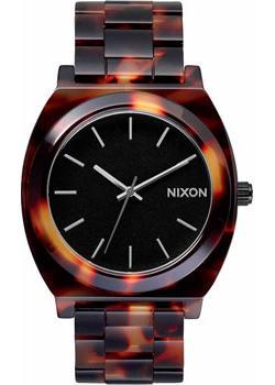 Фото Nixon Часы Nixon A327-646. Коллекция Time Teller часы nixon small time teller gold yellow neon
