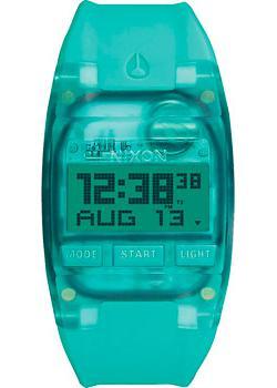 Nixon Часы Nixon A336-2043. Коллекция Comp электронные часы nixon re run leather black camo