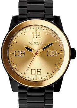Nixon Часы Nixon A346-010. Коллекция Corporal цена и фото