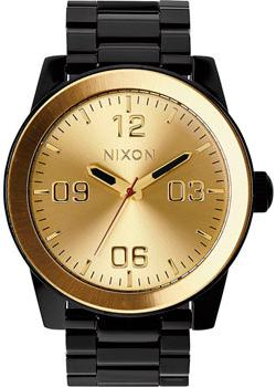 цена Nixon Часы Nixon A346-010. Коллекция Corporal онлайн в 2017 году