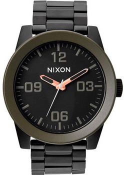 Nixon Часы Nixon A346-1530. Коллекция Corporal цена и фото
