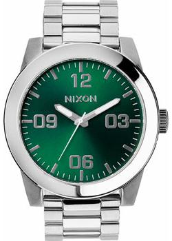 цена Nixon Часы Nixon A346-1696. Коллекция Corporal онлайн в 2017 году