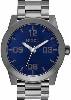 цена Nixon Часы Nixon A346-2065. Коллекция Corporal онлайн в 2017 году