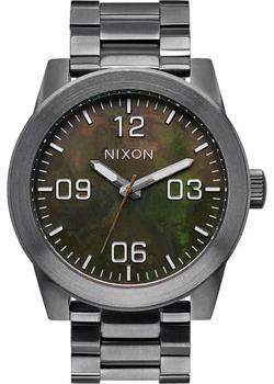 цена Nixon Часы Nixon A346-2069. Коллекция Corporal онлайн в 2017 году