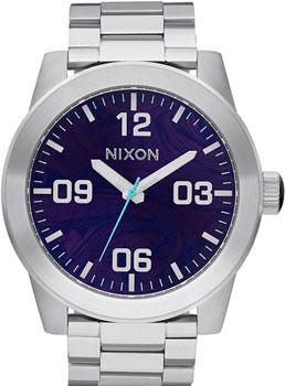 Nixon Часы Nixon A346-230. Коллекция Corporal nixon часы nixon a243 019 коллекция corporal