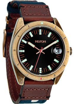 Nixon Часы Nixon A355-1661. Коллекция Rover часы nixon genesis leather white saddle