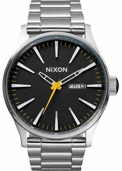 Nixon Часы Nixon A356-1227. Коллекция Sentry кварцевые часы nixon sentry ss purple