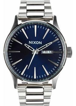 Nixon Часы Nixon A356-1258. Коллекция Sentry nixon часы nixon a934 2126 коллекция minx
