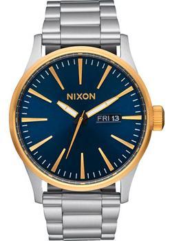 Nixon Часы Nixon A356-1922. Коллекция Sentry кварцевые часы nixon sentry ss purple