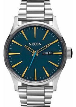 купить Nixon Часы Nixon A356-2076. Коллекция Sentry по цене 11450 рублей