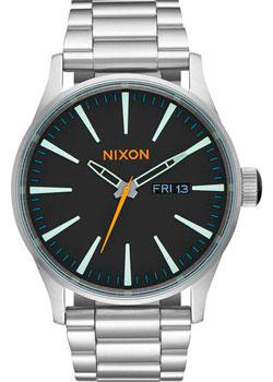 Nixon Часы Nixon A356-2336. Коллекция Sentry кварцевые часы nixon sentry ss purple