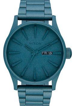 Nixon Часы Nixon A356-2337. Коллекция Sentry кварцевые часы nixon sentry ss purple